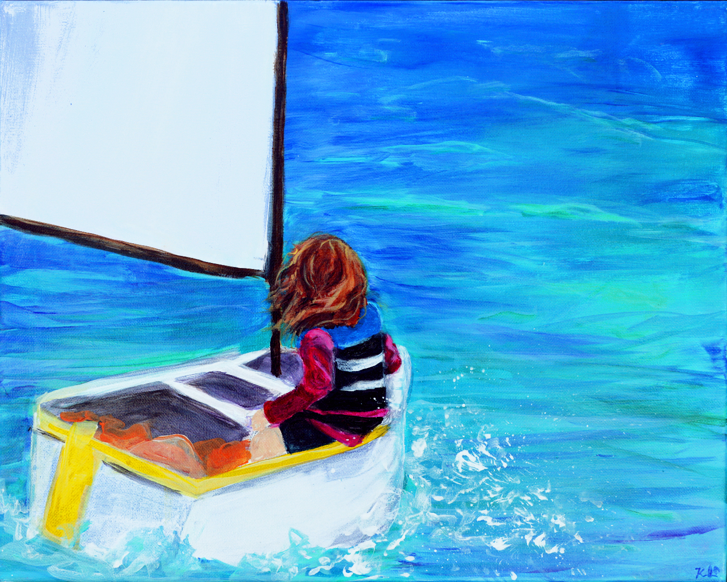 Sailing to the Finish Line